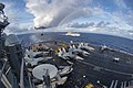 USS Carl Vinson conducts a replenishment-at-sea. (32594958692).jpg