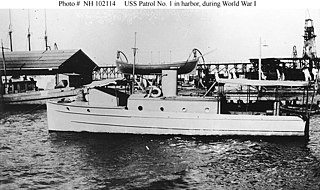 USS <i>Patrol No. 1</i> (SP-45)