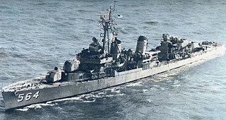 USS <i>Rowe</i> (DD-564)