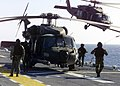 US Navy 021015-N-1512S-535 Texas National Guard conducts flight ops aboard USS Kearsarge.jpg