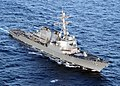 US Navy 021219-N-3235P-566 The guided missile destroyer USS Donald Cook underway in the Mediterranean Sea.jpg
