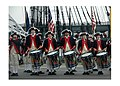 US Navy 070718-N-6205S-001 Michigan's Plymouth Fife and Drum Corps performs American Revolution-era music in front of USS Constitution.jpg