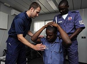 US Navy 100324-N-7948C-373 U.S. Coast Guard Ma...