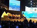 Ukraine national Paralympic team accompanying ceremony to 2018 Winter Paralympic Games 02.jpg