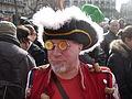 Un Joyeux Vigneron de Bagneux costumé en Carnavaleux dunkerquois au Carnaval de Paris 2014.jpg