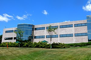 Englewood Cliffs, New Jersey - Unilever building