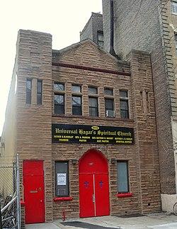 Spiritual church movement - Wikipedia