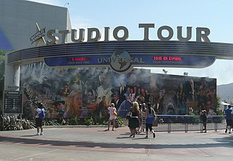 Studio Tour - Image: Universal Studios Studio Tour