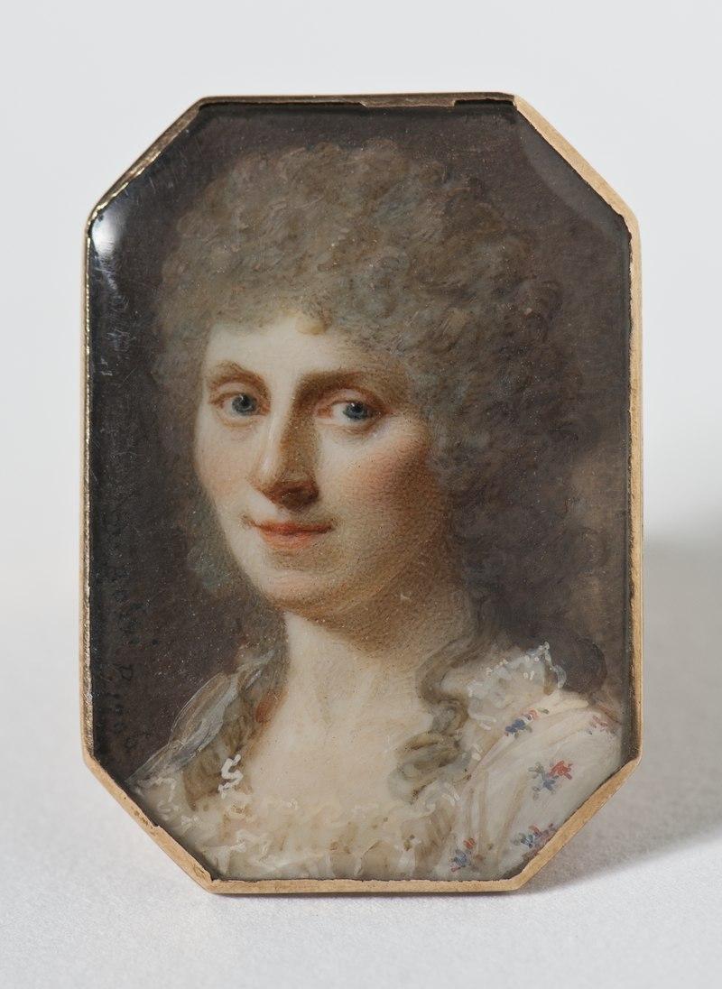 Unknown woman (Giovanni Domenico Bossi) - Nationalmuseum - 24809.tif