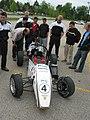 Unveiling of the 2006 UW Fomula SAE (4395120887).jpg