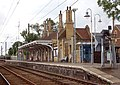 Up platform and main building, Downham Market railway station - geograph.org.uk - 1351807.jpg
