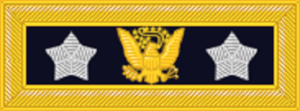 United States Army officer rank insignia - General of the Army (1872-1888)
