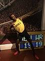 Usain Bolt at Madame Tussauds London 2019-07-17.jpg