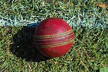 Kookaburra Bowling Machine Cricket Ball Red Single New