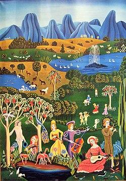 Arte naïf – Wikipédia, a enciclopédia livre