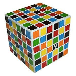 V-Cube 6 - V-Cube 6 in a scrambled state