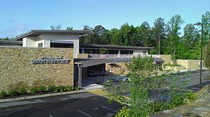 Vestavia Hills, Alabama - Library in the Forest