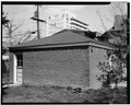 VIEW FROM NORTHWEST - Tears-McFarlane Garage, 1200 Williams Street, Denver, Denver County, CO HABS COLO,16-DENV,6-3.tif