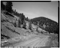 VIEW TO NORTH - Royal Basin Mine and Mill Site, Maxville, Granite County, MT HAER MONT,20-MAX.V,3-1.tif