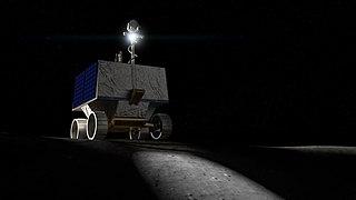 VIPER (rover) A planned NASA lunar rover