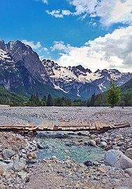 Valbone Valley National Park in Albania 2019.jpg
