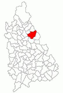 Valea Lungă, Dâmbovița Commune in Dâmbovița, Romania
