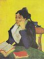 Van Gogh - L'Arléienne - Madame Ginoux mit Büchern.jpeg
