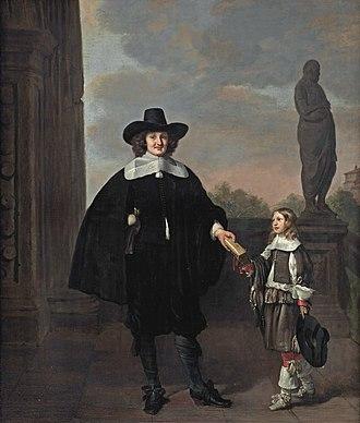 Thomas de Keyser - Image: Van Veldhuzen