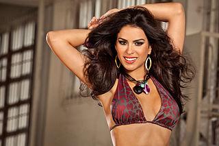 Vanessa De Roide Puerto Rican beauty pageant winner
