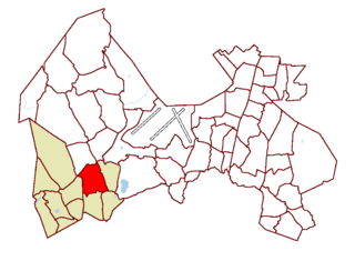 Martinlaakso City District in Finland
