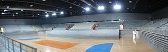 Varaždin Arena - Inside