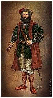Portuguese colonial administrator
