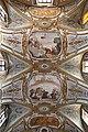 Venezia, chiesa dei gesuiti, interno 04 volta con affreschi di francesco fontebasso e stucchi di abbondio stazio 2.jpg