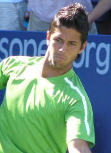Verdasco in US Open 2008.png