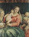 Veronese - madonna col bambino una santa martire e san pietro - Musei Civici Vicenza.jpg