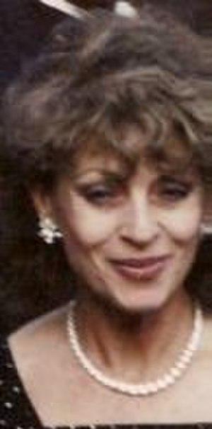 Veronique Peck - File:Veronique Peck at the Cannes Film Festival in 1987