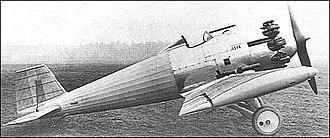 Vickers Jockey - Vickers Type 151 Jockey