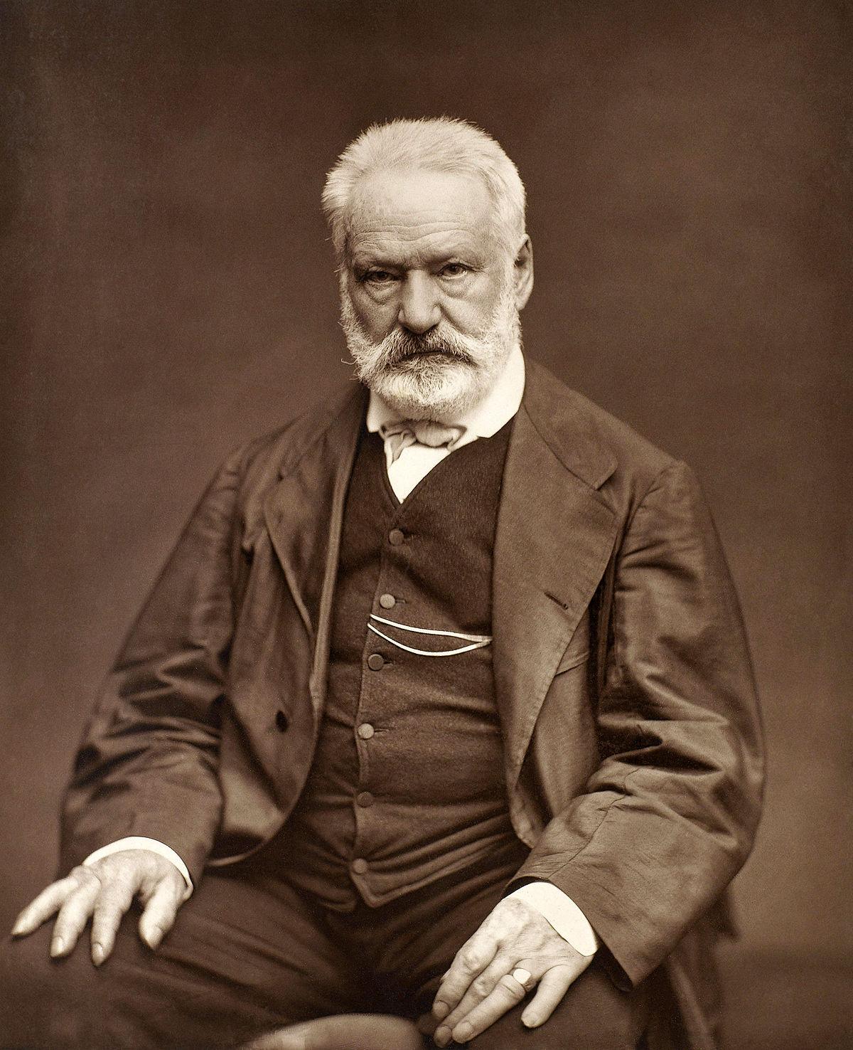 Resultado de imagem para Victor Hugo