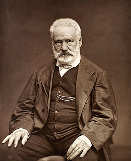 Victor Hugo French poet, novelist, and dramatist