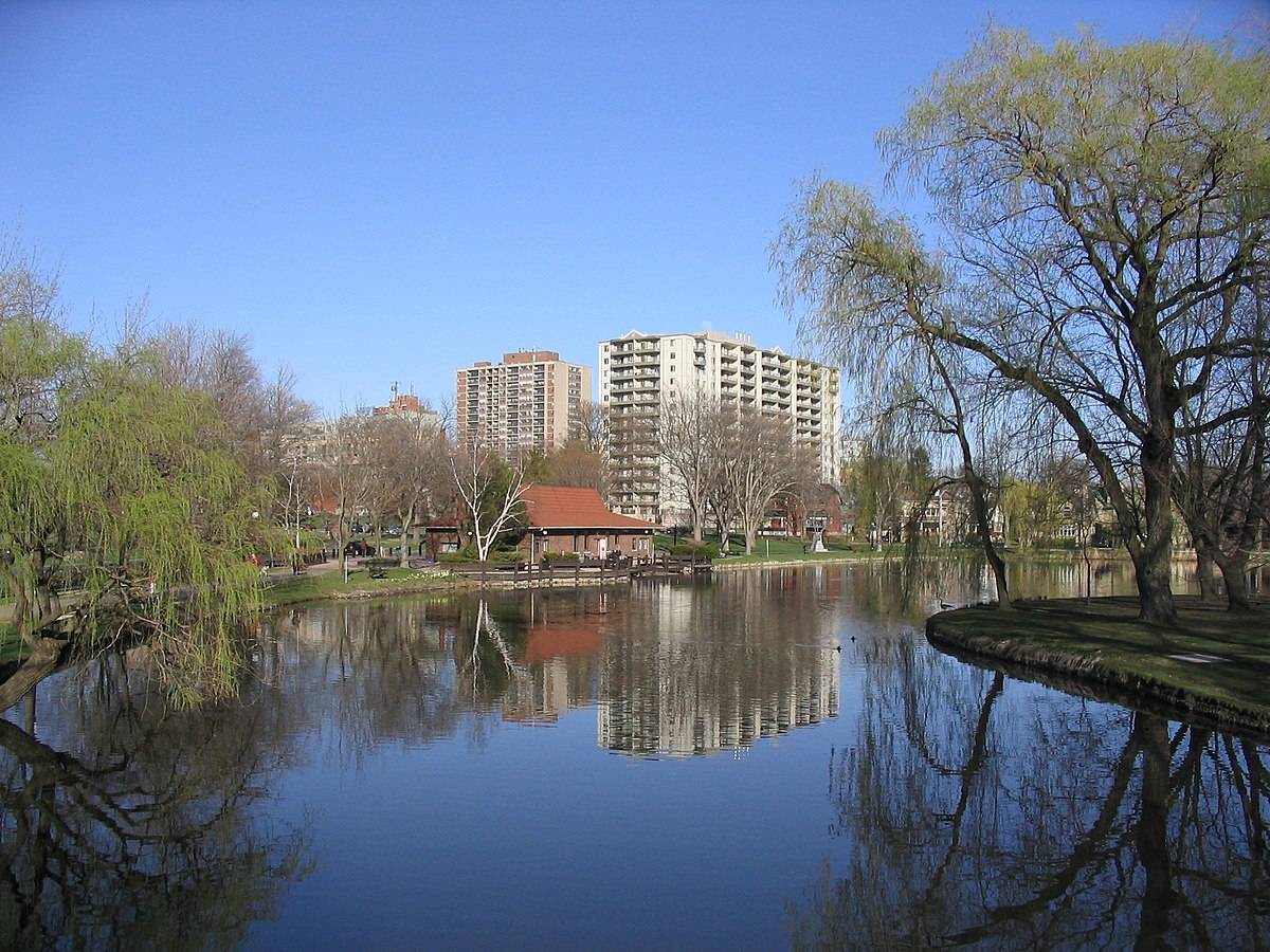 Victoria Park Kitchener Wikipedia