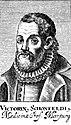 Victorin Schoenfeld. Line engraving, 1688. Wellcome V0005307.jpg