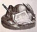 Vida y viajes de Cristobal Colón, 1851 (Instrumental de navegación) (3819533961).jpg