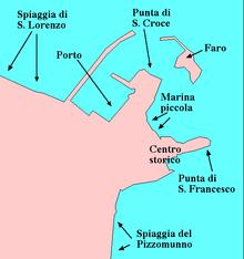 Costa di Vieste