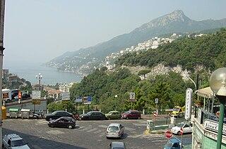 Vietri sul Mare Comune in Campania, Italy