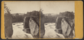 View of New Bridge from Falls, from Robert N. Dennis collection of stereoscopic views.png