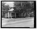 View of front - 505 South Jackson Street (House), 505 South Jackson Street, Albany, Dougherty County, GA HABS GA-1175-E-2.tif