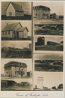 Fairlight, Saskatchewan Village in Saskatchewan, Canada
