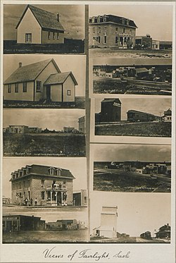 Views of Fairlight, 1909.