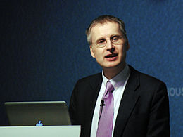 Viktor Mayer-Schönberger, Professor of Internet Governance and Regulation at the Oxford Internet Institute