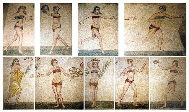 Bikinis, Sepulchres & Bathing Machines